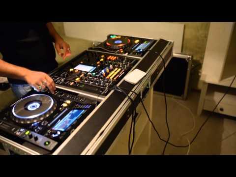Tribal Set 20 Mins on the Pioneer NEXUS CDJ & DJM 2000 by Ayesh Sanaranayake