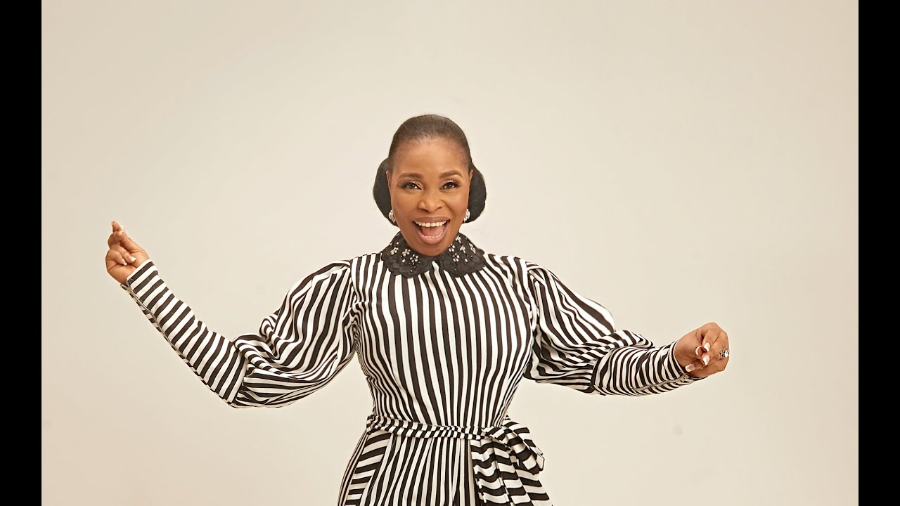 Download New Song by Tope Alabi - I AM VERY HAPPY