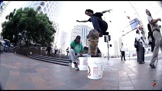 Trevor Colden in Downtown LA