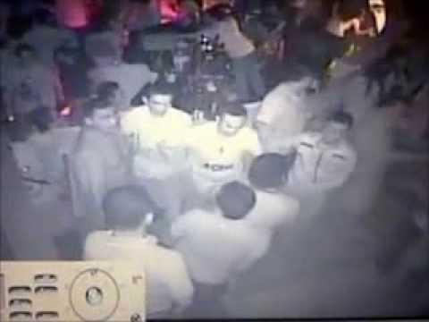CCTV Pengeroyokan Kopasus di hugo's Cafe Jogja