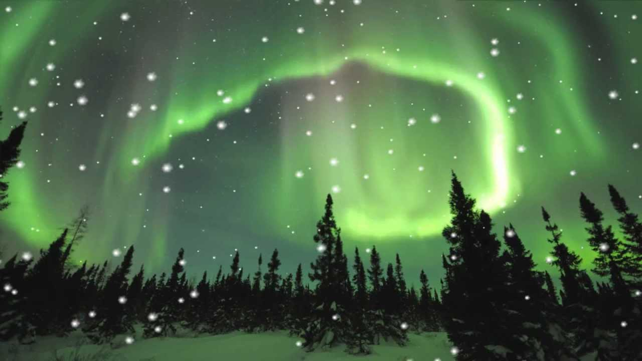 Animated Nature Wallpaper For Windows 7 Aurora Borealis Animated Wallpaper Http Www