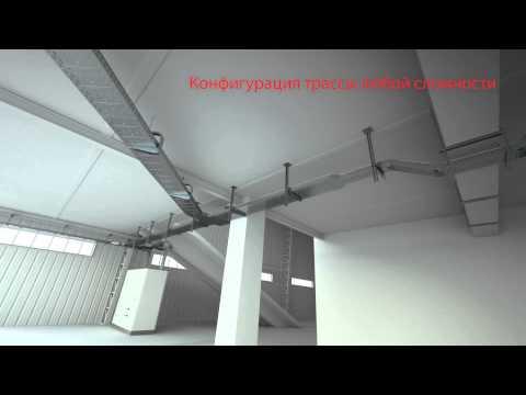 ДКС - Система металлических листовых лотков - S5 Combitech