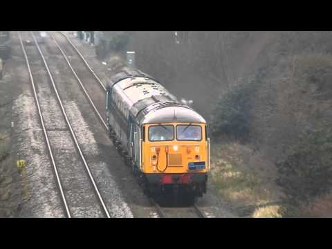 56104 Working the Tyseley - Soho Class 323 Stock