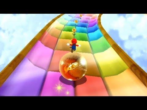 Super Mario Galaxy 2 Walkthrough - Part 38 - Mario Squared and Rolling Coaster Galaxy
