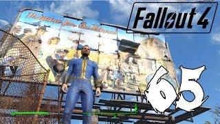 Fallout 4 - Walkthrough Part 65 Gunners Plaza