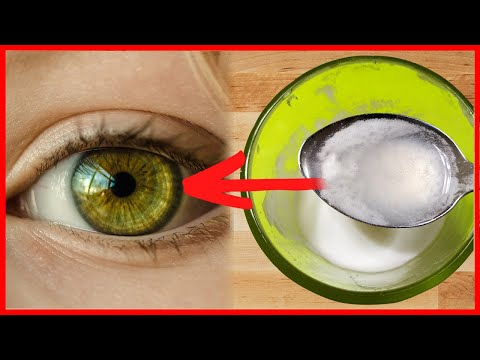ONLY WITH 3 TABLESPOONS A DAY YOUR SIGHT WILL BE RESTORED   HOME REMEDY TO IMPROVE EYESIGHT