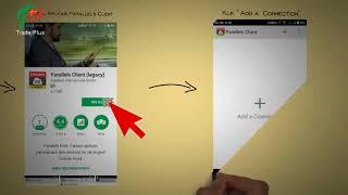 CARA pasang VPS forex di Android atau smartphone