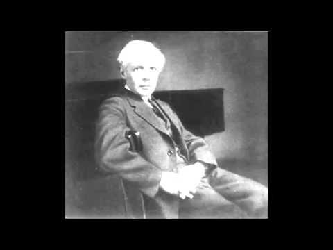 Béla Bartók - String Quartet No.1 - II. Poco a poco accelerando all'allegretto