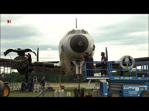 hitec: Restaurierung einer Luftfahrtlegende