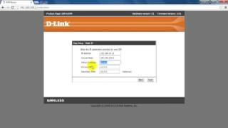 how to setup dlink wifi router   static ip configuration 2016