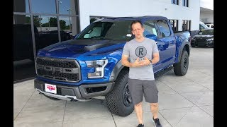 Is the 2018 Ford Raptor the BEST PERFORMANCE truck built? - Raiti's Rides