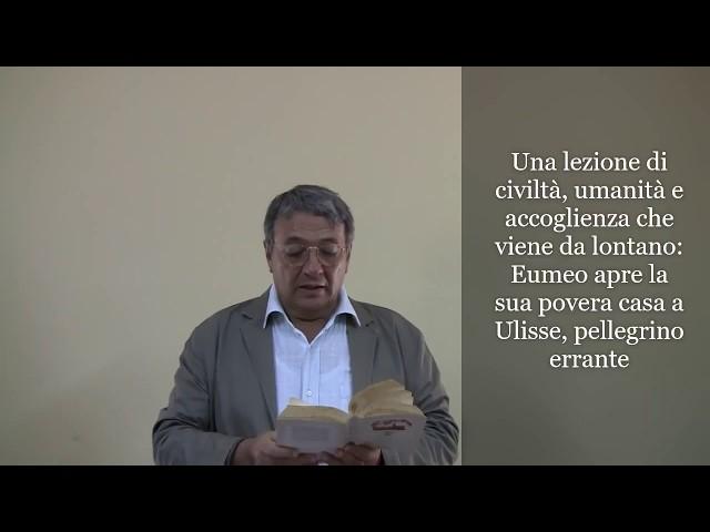Eumeo accoglie Ulisse