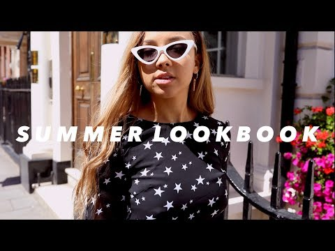 HIGH SUMMER LOOKBOOK ☀️ Samantha Maria