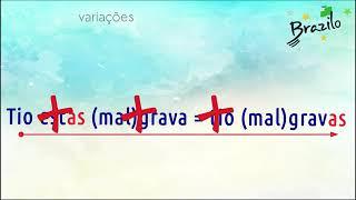 GRAVA adjetivo em Esperanto