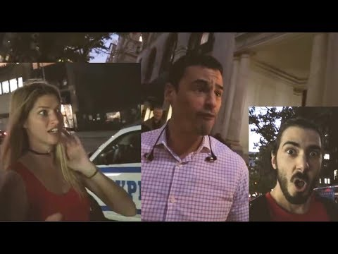 "Aaron Schlossberg Caught in ANOTHER Video! Calling a man on NYC street an ""ugly ****ing foreigner"""