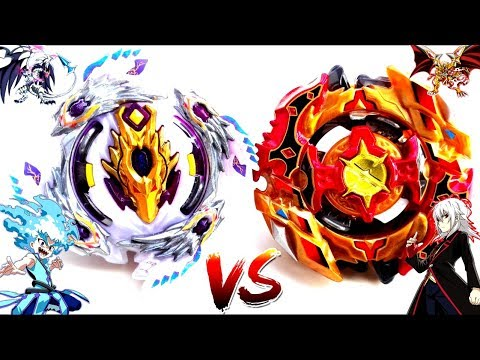 EPIC BATTLE: Bloody Longinus 13Jl vs Cho-Z Spriggan 0WZt-Lui vs Shu-Beyblade Burst Turbo Z第49話