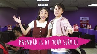 MayWard is At Your Service!
