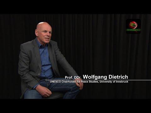 Friedens- Und Konfliktforschung (DE) | Prof. DDr. Wolfgang Dietrich | SCIENCO 39/2019