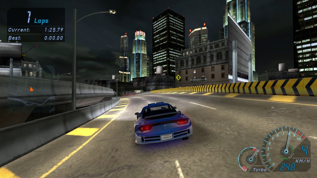 Need for speed underground 2 cars by mercedes benz | nfscars.