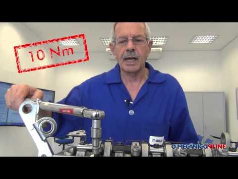 Regulagem básica de válvulas em motores leves e pesados