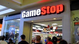 Gettin' The Gamestop Credit Card?   Up At Noon