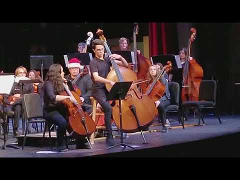 Rosanelli and Green Duet at Lynn Sjolund Auditorium, North Medford High School, 12.06.17