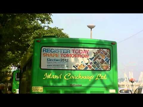 Bus Advertisement in Guernsey