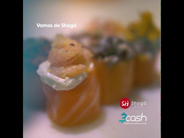 Shogá Holl de Ribeirão Preto/SP possui programa de cashback com App 3cash.