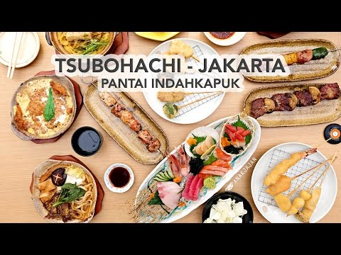 TSUBOHACHI Jakarta - ANAKJAJAN.COM