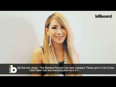 CL: An Interview with the K-Pop Star, 2013   Billboard
