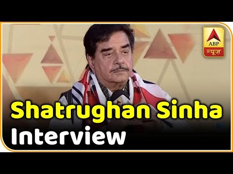 Modi Is An Energy King, Says BJP Leader Shatrughan Sinha | ABP News