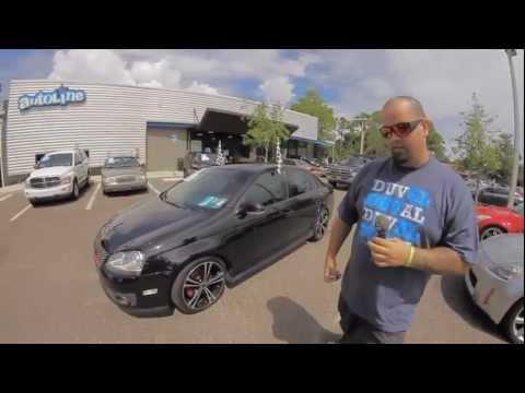 Autoline's 2009 Volkswagen GLI Walk Around Review Test Drive