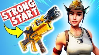 Fortnite Save The World: GETTING STARTED, HYDRA GUN AND MORE PVE - Fortnite Save The World Gameplay
