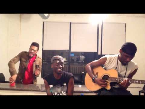 Bad Remix @Wale @Rihanna - TSoul / MaLon aLi / Smitty B Acoustic Cup Cover
