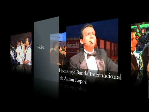 Show Internacional Aarón López