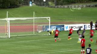OFC PRESIDENTS 2014 | MD1 | GAME 1 | Auckland City FC vs Singapore U-23 | Highlights