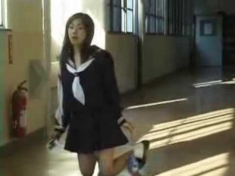 Upskirt japanese changing room