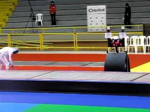 Bogota Grand Prix 2009 - Final   Grumier vs Novosjolov  Part 2