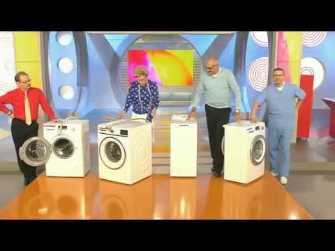 Как выбрать стиральную машину. Медицинские рекомендации