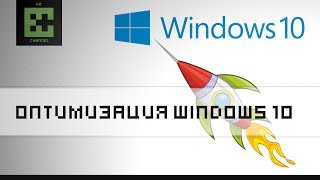 Оптимизация WINDOWS 10!