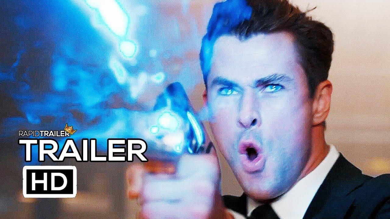 Download MEN IN BLACK 4: INTERNATIONAL Official Trailer (2019) Chris Hemsworth, Tessa Thompson Movie HD