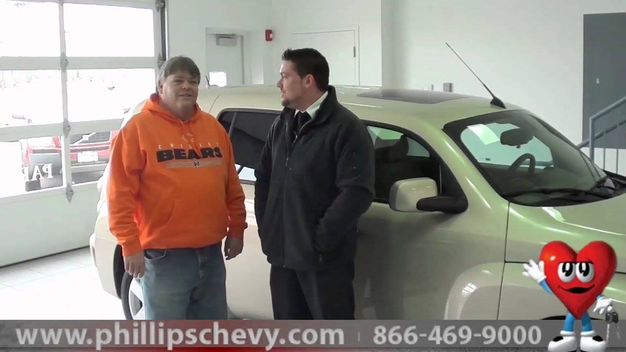 2009 Chevy Hhr Customer Review From Phillips Chevrolet Used Car