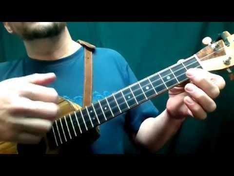 MUJ: Yellow Bird (ukulele tutorial)