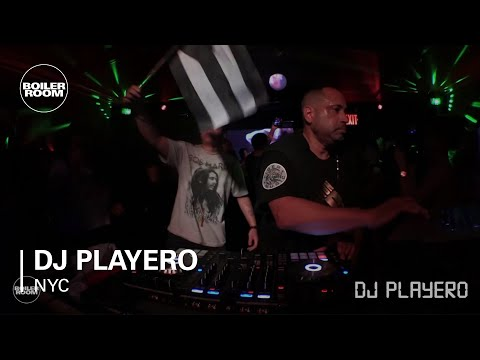 DJ Playero Boiler Room New York DJ Set