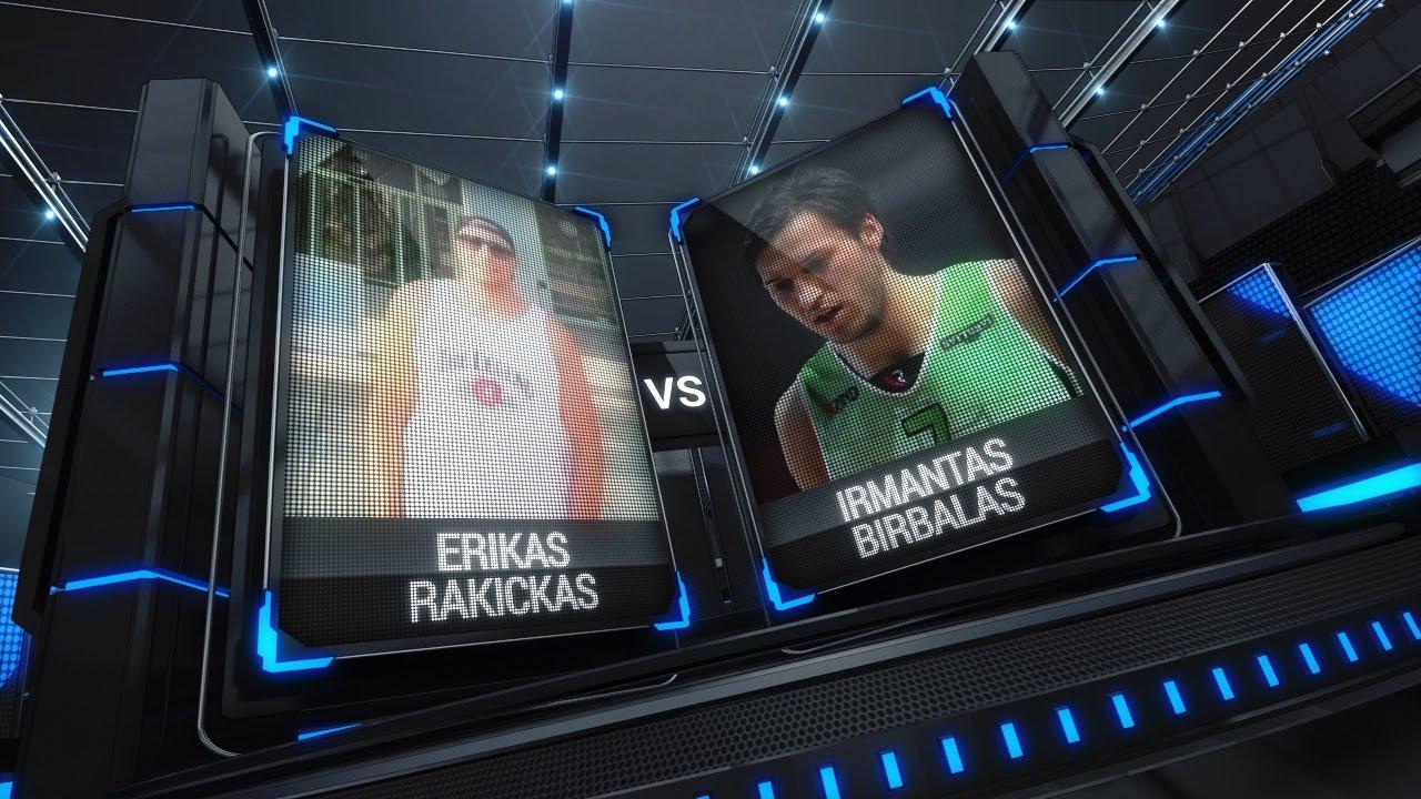 TOPsport Ghetto King 1x1: Erikas Rakickas vs Irmantas Birbalas