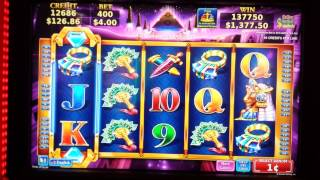 Hand pay over 795 spins (2 of 2)Pride of Egypt