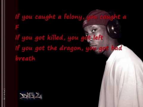 Big L - Ebonics (With Lyrics)