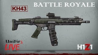 """H1Z1 """"Battle Royale"""" Gameplay   PS4   LIVE Stream   Giveaway NEWS!!!"""