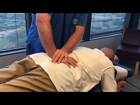 Offshore Oil Rig Worker In Australia Gets Master Reset Adjustment By Houston Chiropractor Dr Johnson