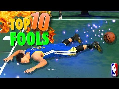NBA 2K16 TOP 10 SHAKE'n A FOOL Plays Of The Week #2